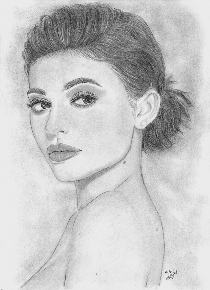 Kylie Jenner by aes25